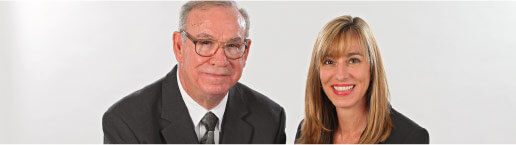 Dr. Robert Brown and Dr. Cindy Brown